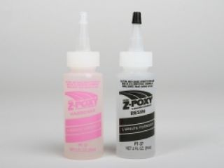 Z-POXY 5min 118ml (4fl oz) 5min. epoxy