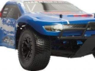 LRP S10 Twister 2wd SC - 1/10 Short Course Truck bez elektroniky a RC