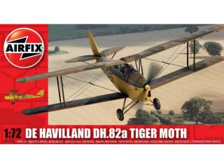 Classic Kit letadlo de Havilland Tiger Moth 1:72