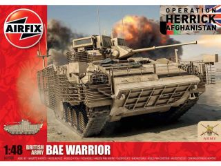 Classic Kit tank British Forces – BAe Warrior 1:48