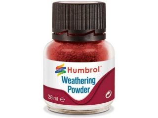 Humbrol Weathering Powder ocelový pigment 28ml