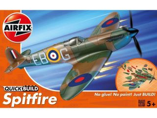Quick Build letadlo Supermarine Spitfire