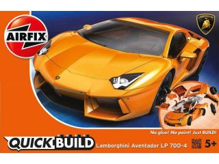 Quick Build auto Lamborghini Aventador