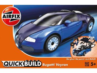 Quick Build auto Bugatti Veyron