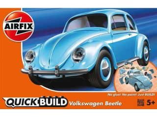 Quick Build auto VW Beetle nová forma