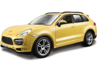 Bburago 1:24 Plus Porsche Cayenne Turbo