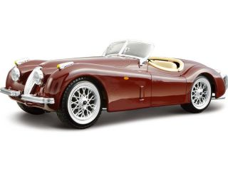 Bburago 1:24 Kit Jaguar XK 120 Roadster (1951)
