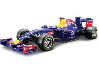 Bburago 1:43 Infiniti Red Bull Racing RB11 2015