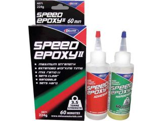 Speed Epoxy II 60 min 224g