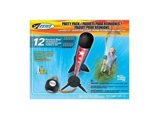 Estes - Rocket Star Air Rocket Party (12ks)