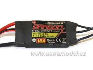Regulátor Ripmax Dragon X Air 15A Brushless