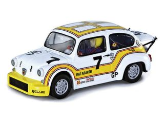 SCX Fiat 1000 Abarth Berlina Corsa