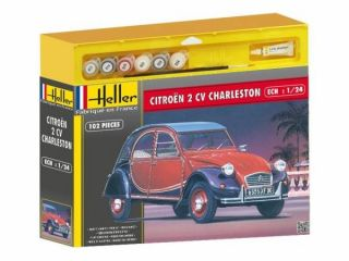 Citroen 2 CV Charleston Starter Set