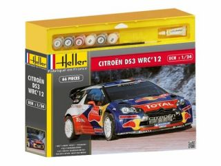 Citroen DS3 WRC ´12 Starter Set