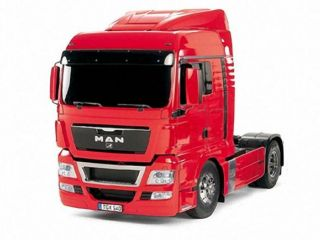 RC MAN TGX 18.540 4x2 XLX (Red)