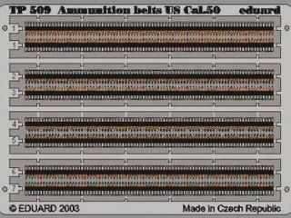 Ammunition belts US cal.50