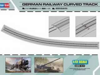 Railway Curved Track