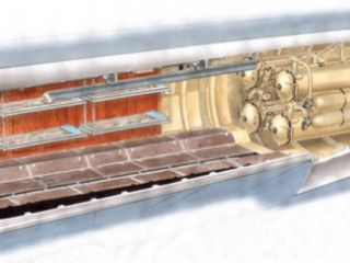 U-Boot IXc Front Torpedo Section (Revell