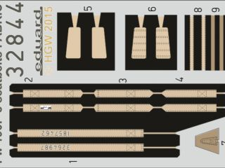 Fw 190F-8 seatbelts FABRIC (Rev 04869)