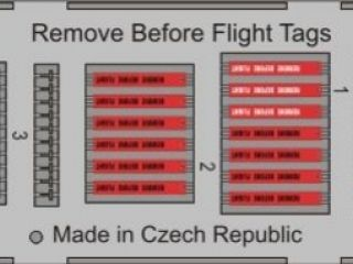 remove Before Flight tags *20
