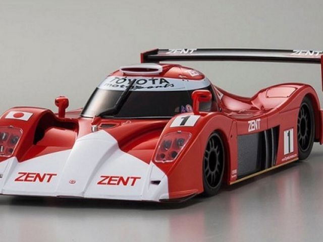 Toyota GT-ONE TS020 No.1 ZENT