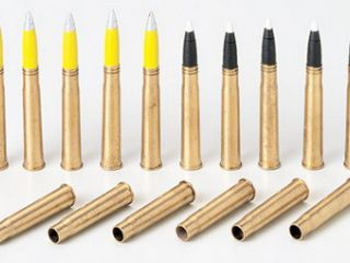 Tiger I Brass 88mm Projectiles