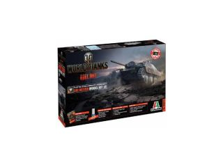 Italeri World of Tanks - 38t Hetzer (1:35)
