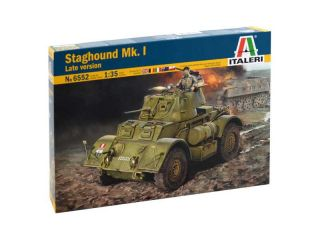 Italeri Staghound MK.I Late (1:35)