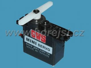 Servo GWS MINI BB
