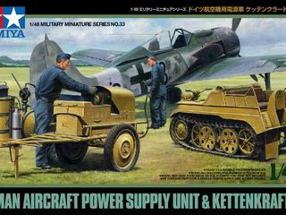 APS Unit + Kettenkraftrad 1/48