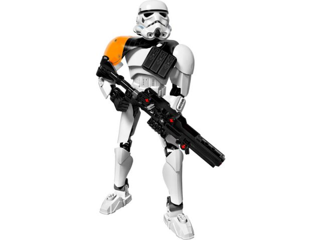 LEGO Constraction Star Wars - Velitel Stormtrooperů