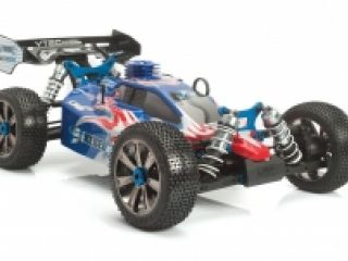 LRP S8 Rebel BX RTR - 1/8 spal. Buggy s 2,4GHz TX Limited edition - vystavené