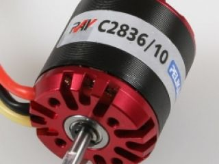RAY C2836/10 outrunner brushless motor
