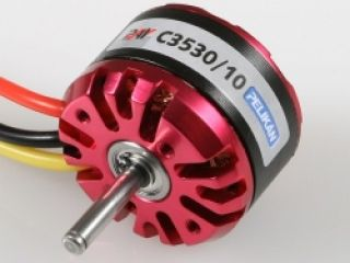 RAY C3530/10 outrunner brushless motor (5mm hřídel)