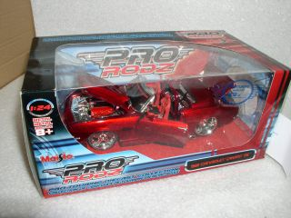 Model auta 1:24 Chevrolet Camaro SS  (1968)