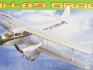 deHavilland DH-89 Dragon Rapide 1067mm