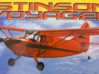 Stinson Voyager 1016mm electric